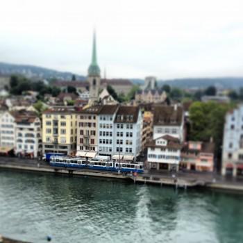 Zürich im Fokus
