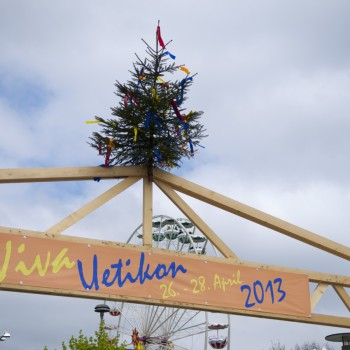 Willkommen an der Viva Uetikon 2013