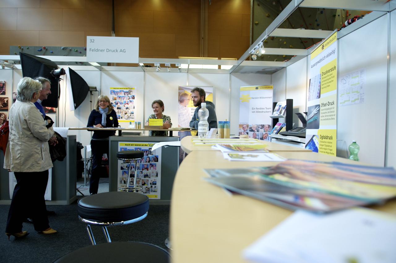 Feldner Druck AG an der Viva Uetikon 2013