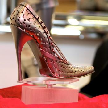 Kunst-Schuh an der Viva Uetikon 2013
